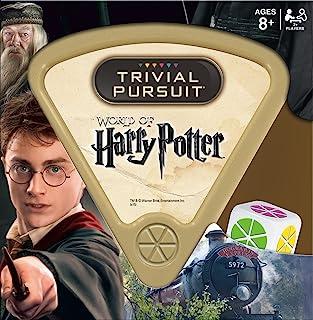 (1, Normal) - Trivial Pursuit Harry Potter