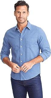 Sherwood - Untucked Shirt for Men, Long Sleeve