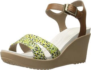33d968b9398e8d Amazon.com  Crocs - Platforms   Wedges   Sandals  Clothing