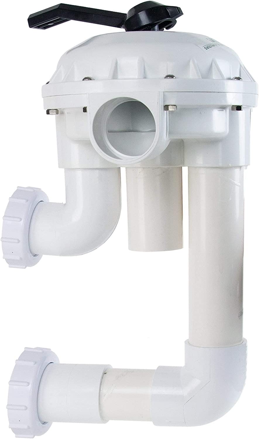 Pentair 261142 2-Inch HiFlow Time sale Valve Plumbing Poo Low price Replacement with