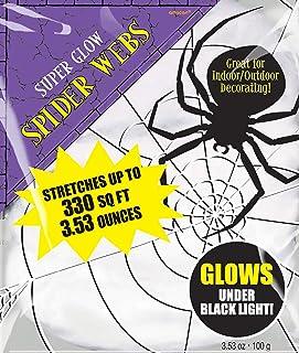 Amscan International 240083 Spider Web, Green, 100 g