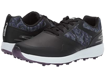 Skechers GO GOLF Max Draw (Black/Purple) Women