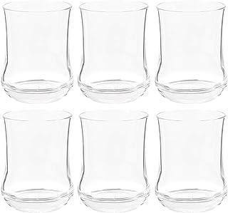 東洋佐々木ガラス アイスコーヒーグラス アロマ 310ml 日本製 食洗機対応 00450HS 6個セット
