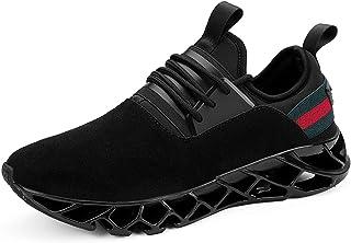 High end 2018 Autumn Lace-up Low Suede Shoes Lightweight Male Shoes Casual Non-Slip Men Vulcanized Shoes Zapatillas Hombre