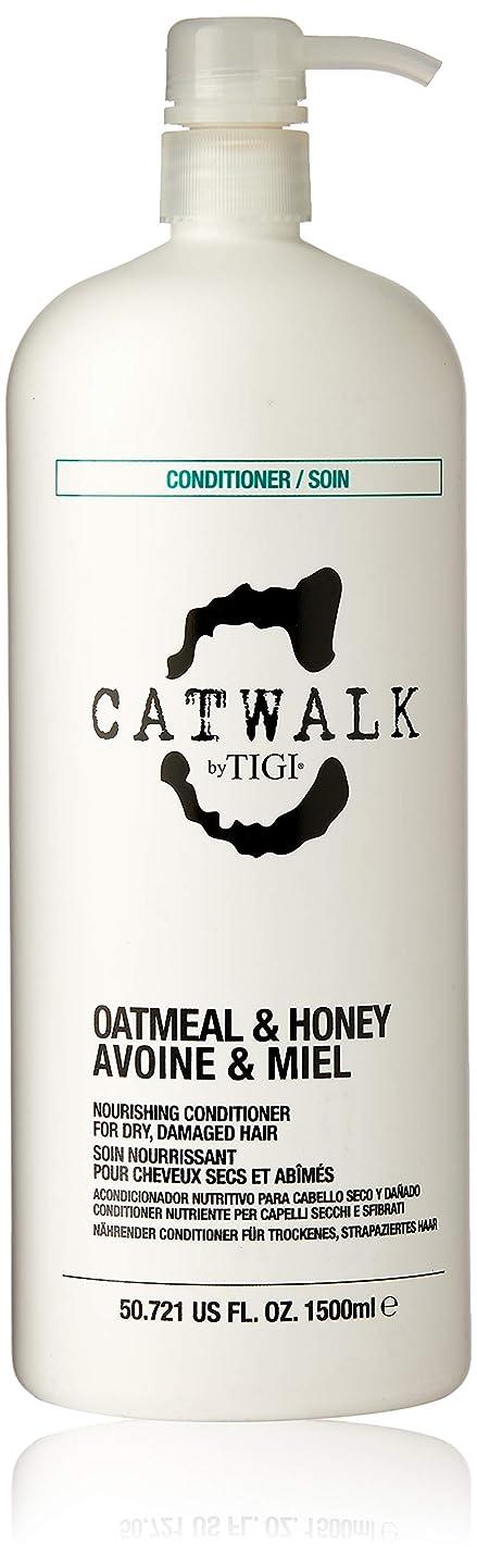ライブまた国家Catwalk Oatmeal & Honey Nourishing Conditioner