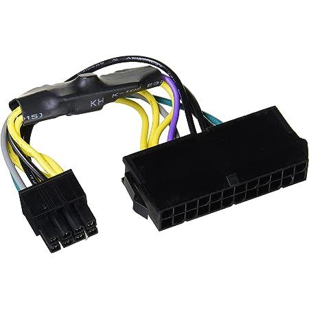 アイネックス Dell用ATX電源変換ケーブル 8ピン用 WAX-24DL8
