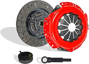Clutch Kit Works With Hyundai Elantra Kia Soul 2u 4u Exclaim Plus Sport Blue Gl Gls L Limited Touring Se 2007-2011 2.0L l4 GAS DOHC Naturally Aspirated