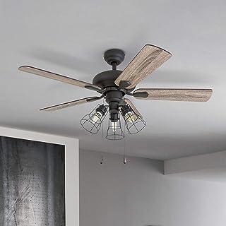 Amazon Com Ceiling Fans Mission Ceiling Fans Ceiling Fans Accessories Tools Home Improvement