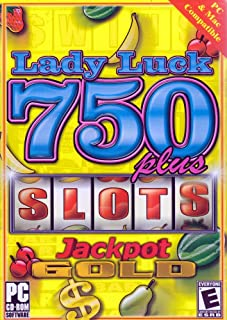 Lady Luck 750 Slots - PC