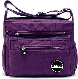Nylon Crossbody Handbag Women Messenger Bags Shoulder Bag Famous Brands Lightweight Waterproof
