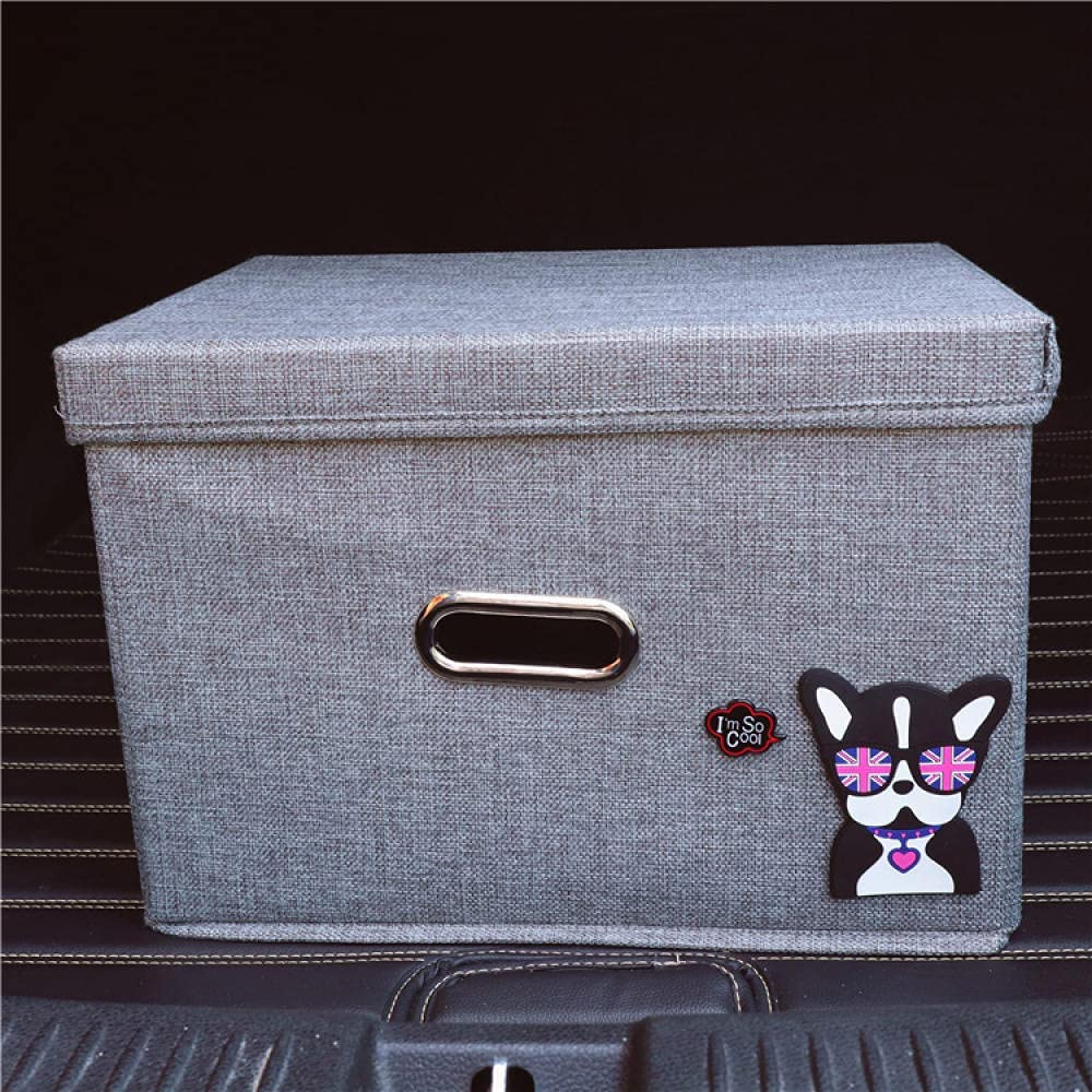 Under blast sales Car trunk storage OFFicial store box creative f car practical finishing
