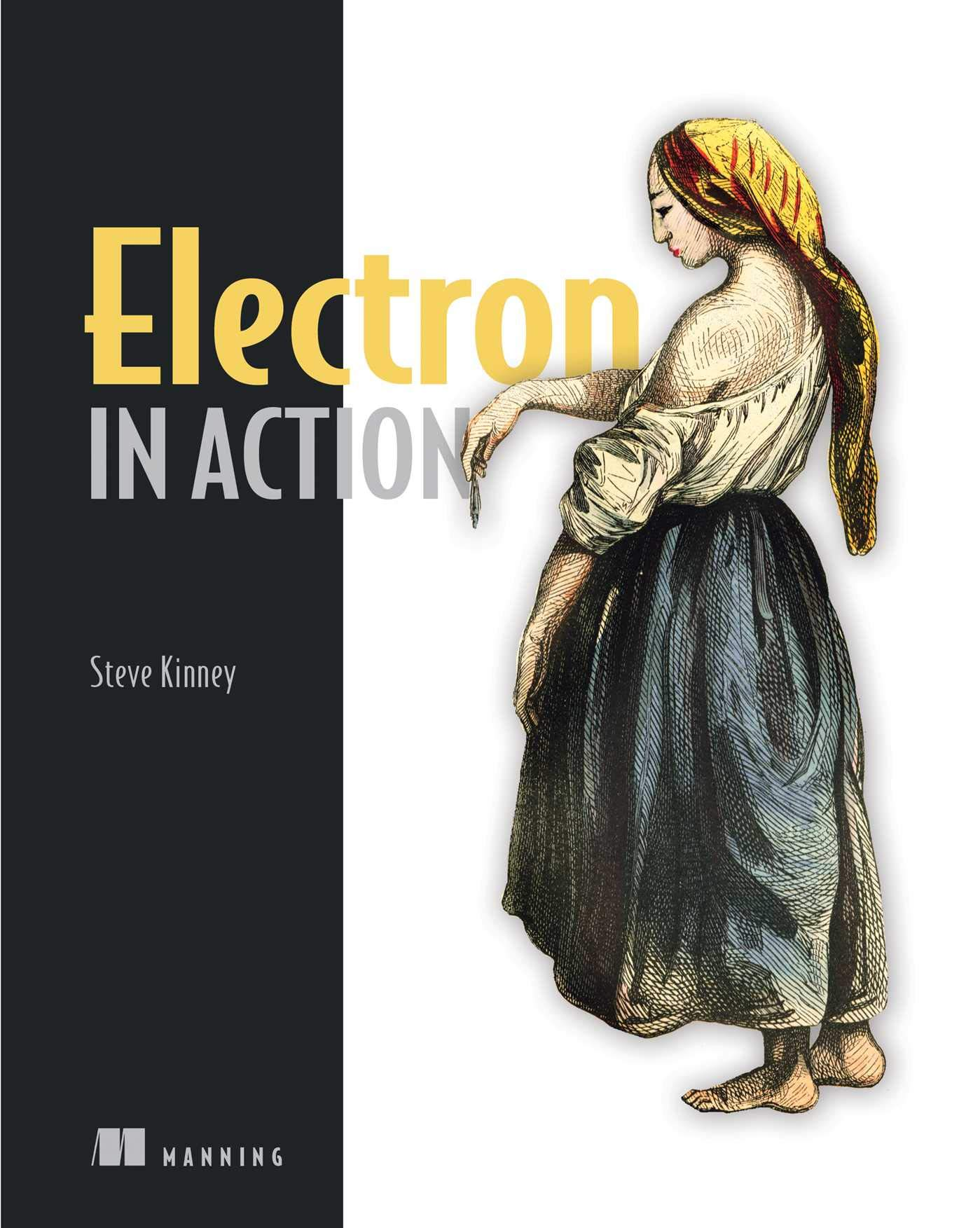 Electron in Action