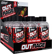 Nutrex Outrage Shots Supplement Fruit Punch Pack of 12 Shots Estimated Price : £ 29,83