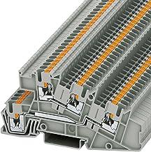 Phoenix PTI 2,5-L/L Gris - Electrical terminal block (5,2 mm, 101 mm, 48,6 mm, 400 V)