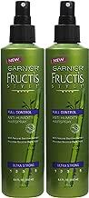 Garnier Fructis Full Control Non-Aerosol Hairspray, Ultra Strong Hold, 8.5 oz, 2 pk