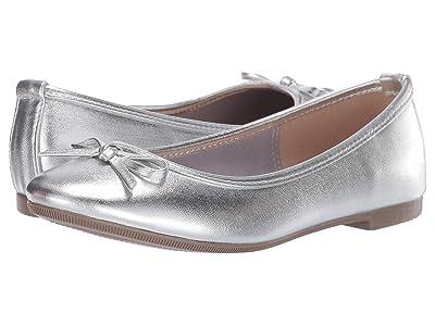 Kid Express Raisa (Toddler/Little Kid/Big Kid) (Silver Metallic) Girls Shoes