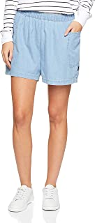 Bonds Women's Chambray Mid Short