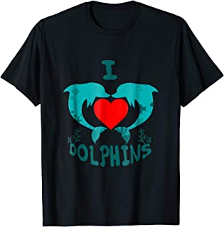 Best i love dolphins t shirt Reviews