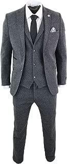 Best dark grey herringbone tweed suit Reviews