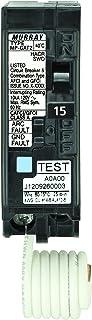 Siemens MP115DF  15-Amp Afci/Gfci Dual Function Circuit Breaker, Plug on Load Center Style