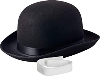 Black Derby Hat, 5