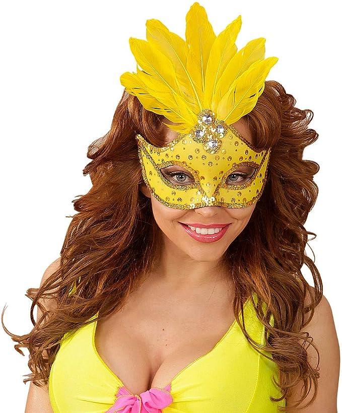 TOYANDONA Mascarade masque m/étal strass masque v/énitien soir/ée soir/ée bal