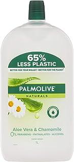 Palmolive Naturals Liquid Hand Wash Refill Aloe Vera & Chamomile, 1L