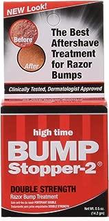 Bump Stopper-2 Razor Bump Treatment, Double Strength Formula - .5 oz