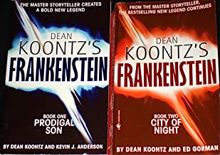"Dean Koontz's Frankenstein: Book 1&2 - ""Prodigal Son"" & ""City of Night"""