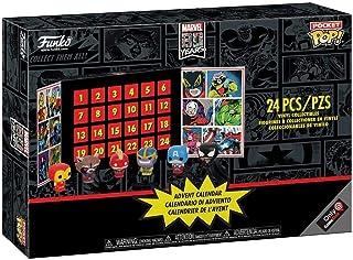 POP! Calendario de Adviento: Marvel 80 Years GameStop Exclusivo