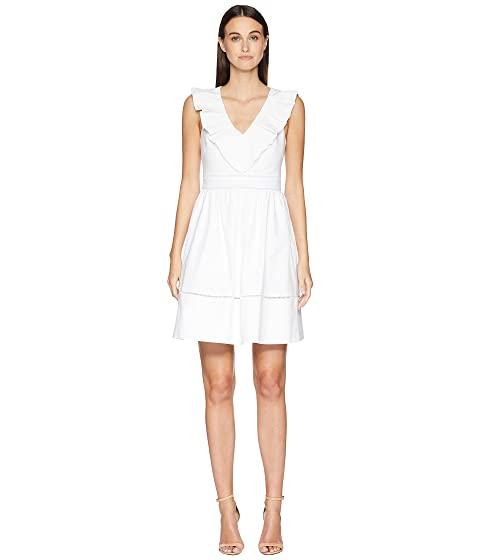 Kate Spade New York Ruffle Neck Dress