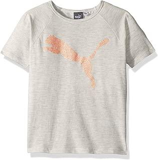 Big Girls' Open Back T-Shirt