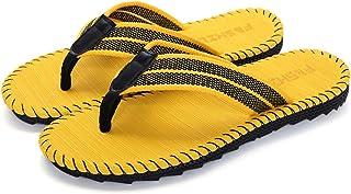 Men Flip Flops Summer Adult Flip Flops Beach & Pool Shoes