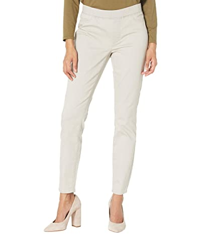 Eileen Fisher Organic Cotton Soft Stretch Denim Jeggings in Cement (Cement) Women
