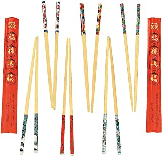 Decorated Chopsticks, Party Tableware