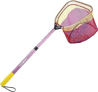 ODDSPRO Kids Fishing Net with Telescopic Pole Handle -...