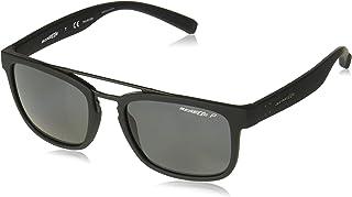 ARNETTE Men's An4248 Baller Rectangular Sunglasses