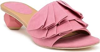 Chalk Studio - Baronne Berry - Block Heels