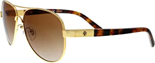 Tory Burch TY6010 Sunglasses 462/13-57 -, Brown Gradient TY6010-462-13-57