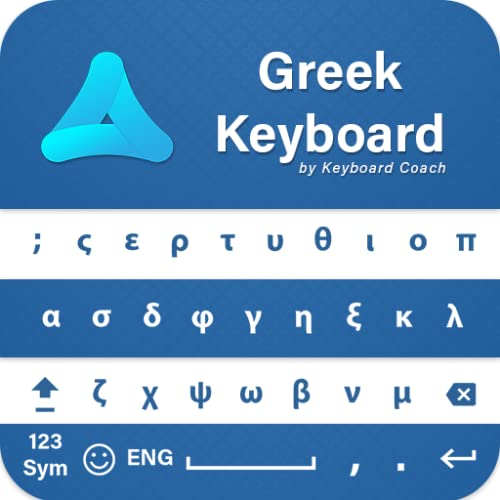 Greek Keyboard 2019