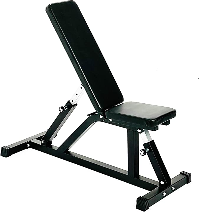 Panca pesi regolabile professionale ideale per home gym B08YFL21CJ
