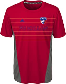 MLS Boys Short Sleeve Fan Nation