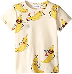 Banana All Over Print Short Sleeve Tee (Infant/Toddler/Little Kids/Big Kids)