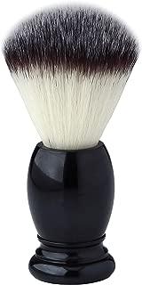 Pearl Shaving Synthetic Shaving Brush-Black Handle- Engineered for The Best Shave of Your Life. for, Safety Razor, Double Edge Razor, Shaving Razor, Men's Luxury Professional Hair Salon(SBB-11)