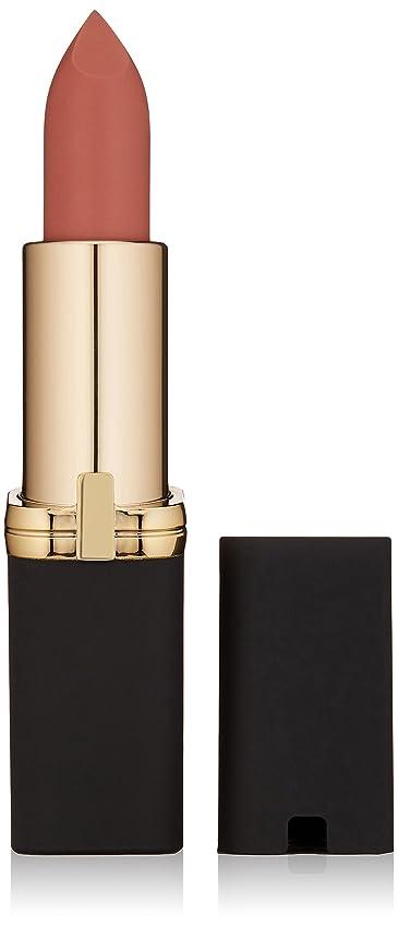 タイト男らしさ本体L'Oréal Colour Riche Matte Lipcolour (802 MATTE-STERPIECE)