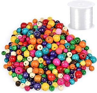 geometric jewelry acrylic beads Rainbow beads circle beads kids jewelry Red dark candy beads Orange 14mm Round Beads in 9 colors