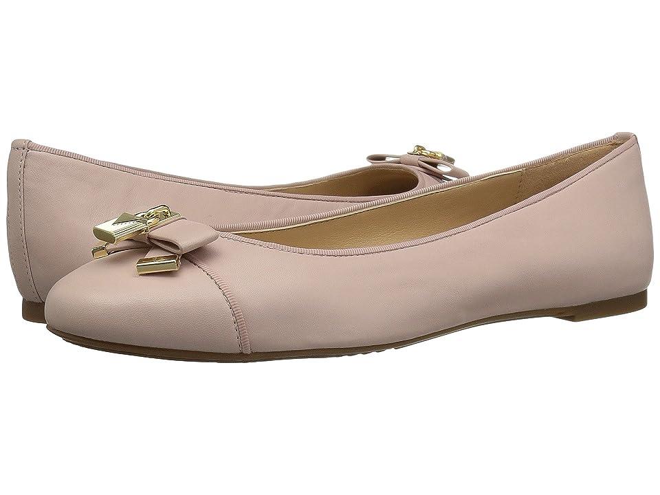 MICHAEL Michael Kors Alice Ballet (Soft Pink) Women