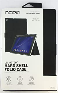 Incipio Lexington Folio Case for Sony Xperia Z2 Tablet Black SE-275-BLK-V