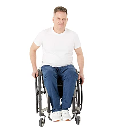 IZ Adaptive Seated Jeans Elastic Waist (Indigo) Men