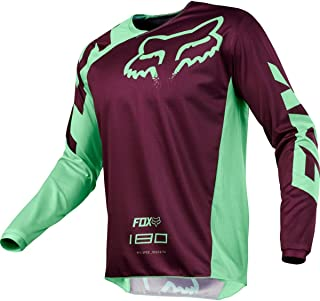 f9d61e52f Fox Racing 180 Race Men s Off-Road Motorcycle Jerseys - Green Medium